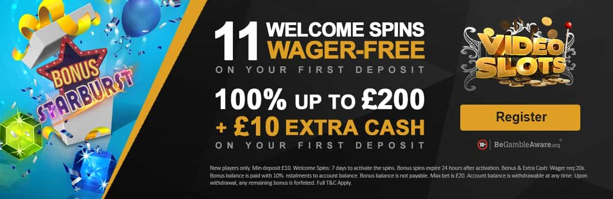 11 free spins