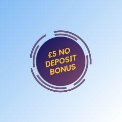 5 pounds no deposit bonus