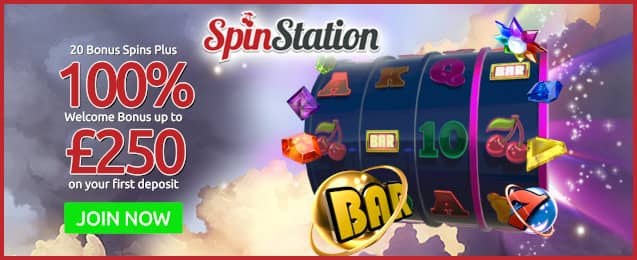 spinstation casino bonus